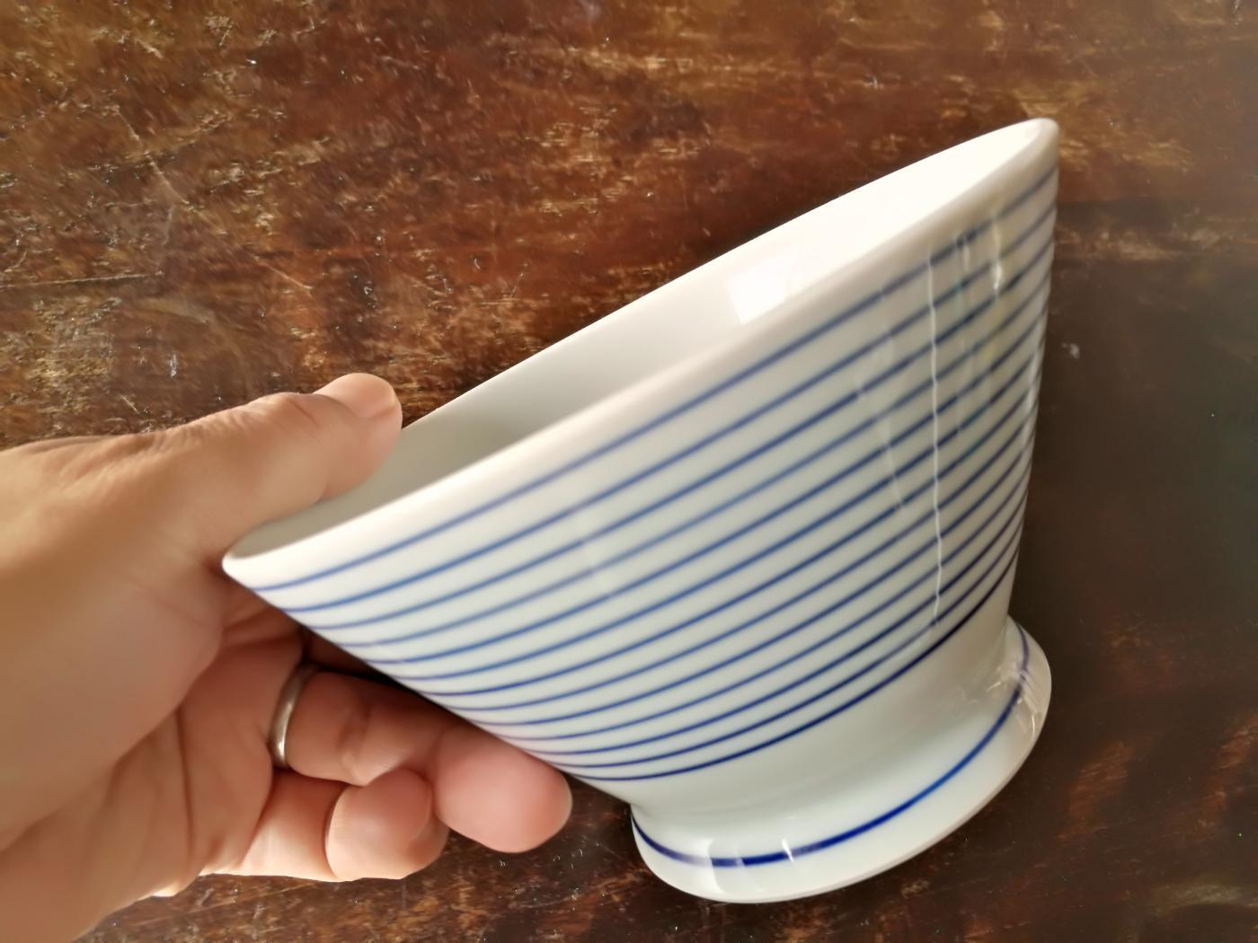 MUJI無印良品くらわんか飯茶碗