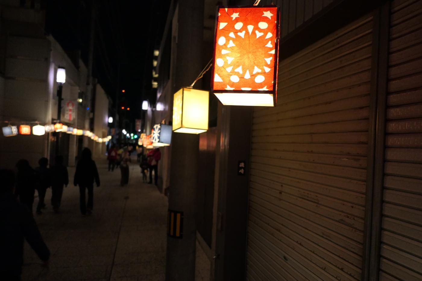 おしろのまちの市夜市