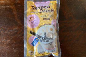 冷凍タピオカドリンク ミルクティー