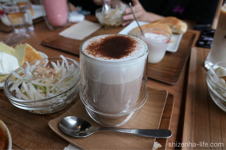宇多津トートコーヒーTHOTH COFFEE アイスココア