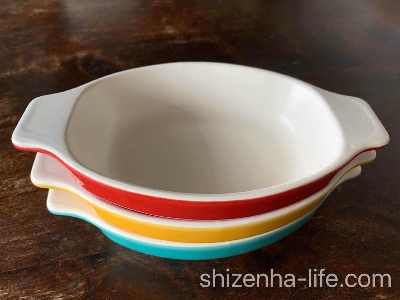 三陶 グリルクッキングDailyオーバルディッシュグラタン皿大皿 萬古焼