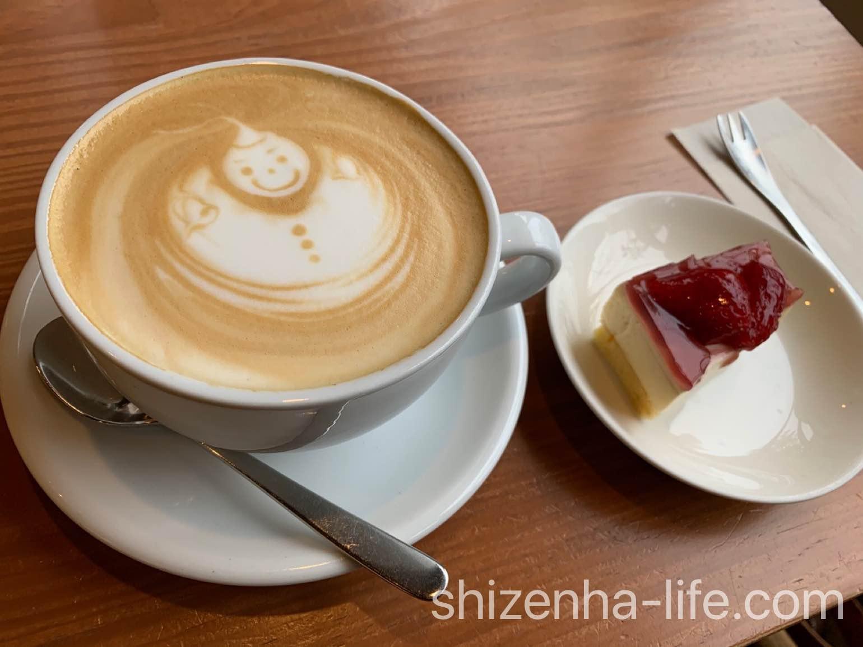 トートコーヒー カフェラテ