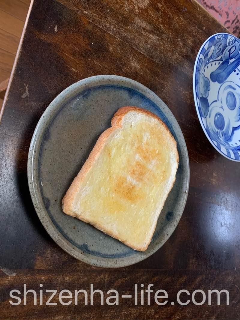 自然派Styleコウノトリの未来5枚切りにバター