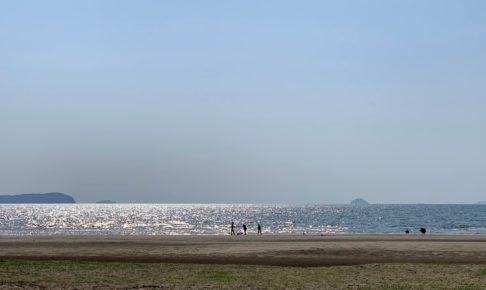 香川県 父母ヶ浜ちちぶがはま